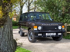 Navigate to Lot 224 - 1991 Range Rover Vogue Classic