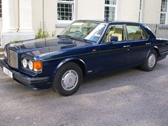 Navigate to Lot 202 - 1989 Bentley Turbo R