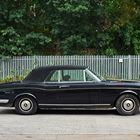 Ref 16 1968 Rolls Royce Silver Shadow Convertible by Mulliner Park Ward -