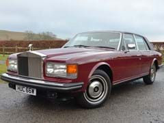 Navigate to Lot 127 - 1980 Rolls-Royce Silver Spirit