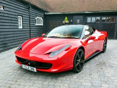 Navigate to Lot 119 - 2001 Ferrari 458 by DNA -WITHDRAWN-