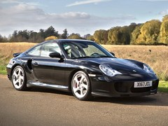 Navigate to Lot 166 - 2001 Porsche 911/996 Turbo