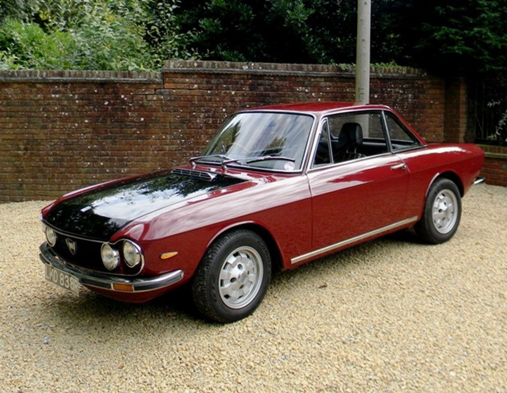 Lot 238 - 1976 Lancia Fulvia 1.3S Coupé