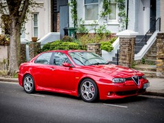 Navigate to Lot 265 - 2004 Alfa Romeo 156 GTA