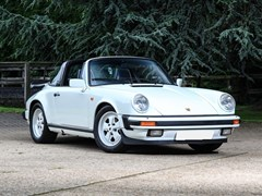 Navigate to Lot 295 - 1986 Porsche 911 Targa