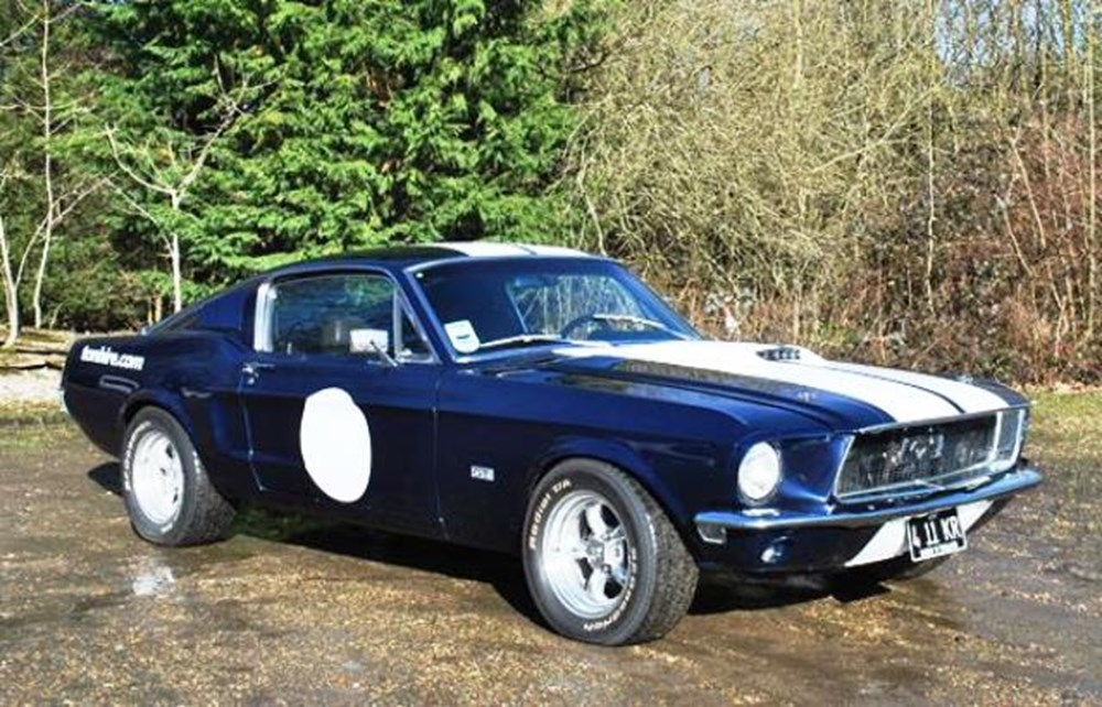 Lot 224 - 1967 Ford Mustang GT390 Fastback