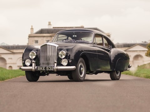Ref 9 1953 Bentley R-Type Continental Mulliner-style Fastback Coupé by Racing Green Engineering