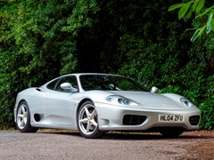 Navigate to Lot 180 - 2004 Ferrari 360 Modena