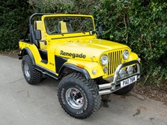 Navigate to Lot 148 - 1973 Jeep Wrangler CJ5