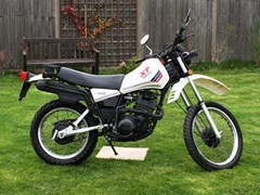 Navigate to Lot 394 - 1983 Yamaha XT 550