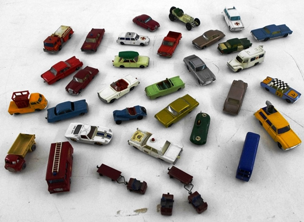 Lot 63 - Matchbox model cars
