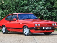 Navigate to Lot 253 - 1986 Ford Capri '2.8 Injection'