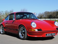 Navigate to Lot 324 - 1991 Porsche 964 Carrera 2 to 1973 RS Specification