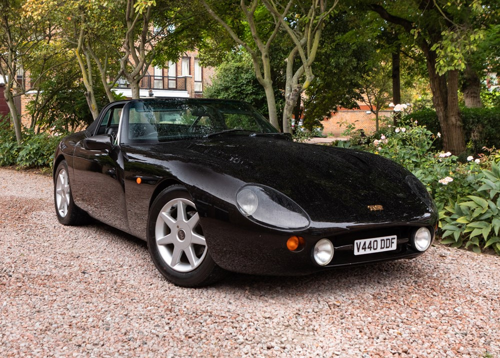 Lot 135 - 1999 TVR Griffith 500