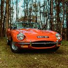 Ref 115 1968 Jaguar E-Type Series I½ Roadster (4.2 litre) -
