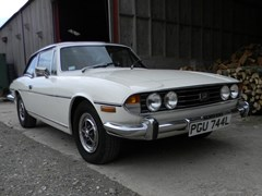 Navigate to Lot 443 - 1973 Triumph Stag