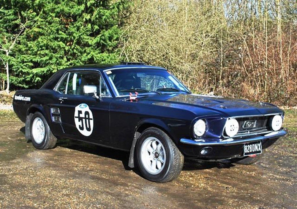 Lot 286 - 1967 Ford Mustang Notchback (Road/Competition)