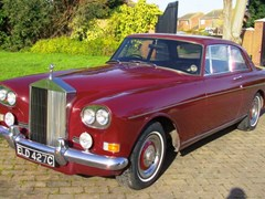 Navigate to Lot 228 - 1965 Rolls-Royce Silver Cloud III Fixedhead Coupé by Mulliner/Park Ward