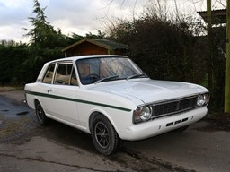 Ref 63 1968 Ford Cortina Lotus Mk. II