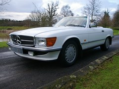 Navigate to Lot 287 - 1987 12987 300SL Roadster