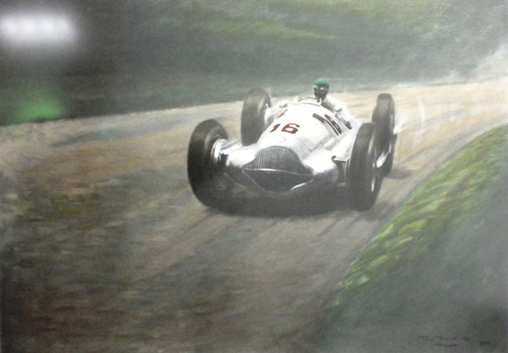Lot 11 - Roy Nockolds, Mercedes-Benz