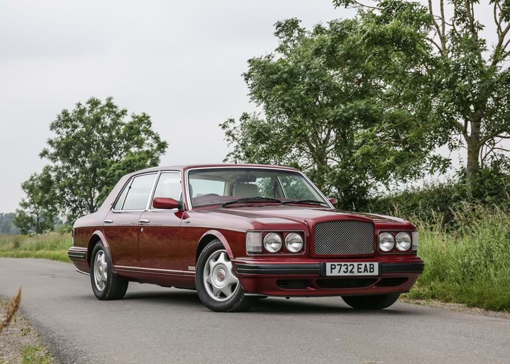 Lot 137 - 1997 Bentley Turbo RL