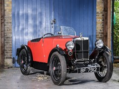 Navigate to Lot 193 - 1930 MG M-Type Roadster