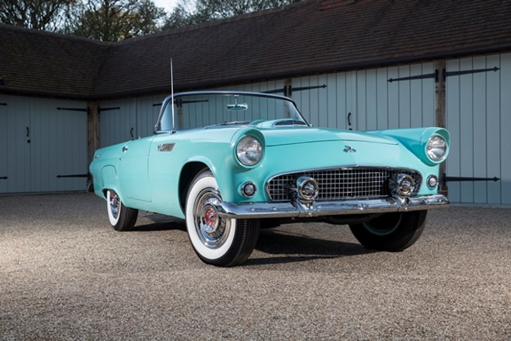 Lot 284 - 1955 Ford Thunderbird Convertible