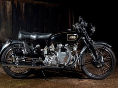 Navigate to Lot 205 - 1949 Vincent Rapide Series B