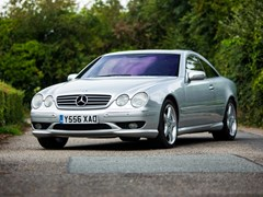 Navigate to Lot 239 - 2001 Mercedes-Benz CL 600 *reduced estimate*