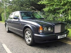 Navigate to Lot 225 - 1998 Bentley Arnage Green Label