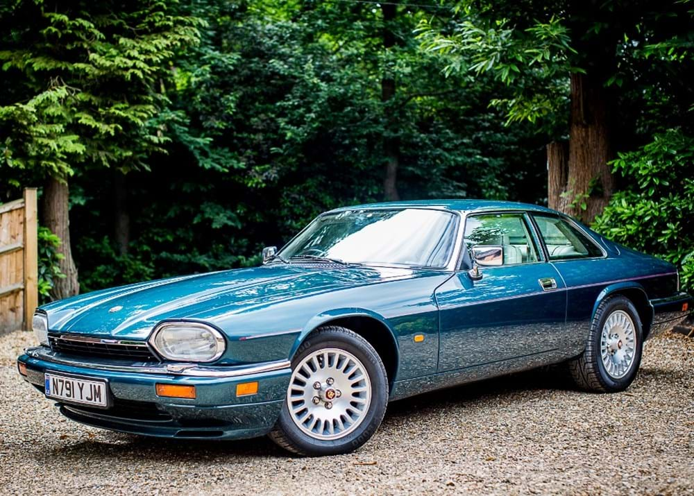 Lot 272 - 1996 Jaguar XJS 6.0 Coupé