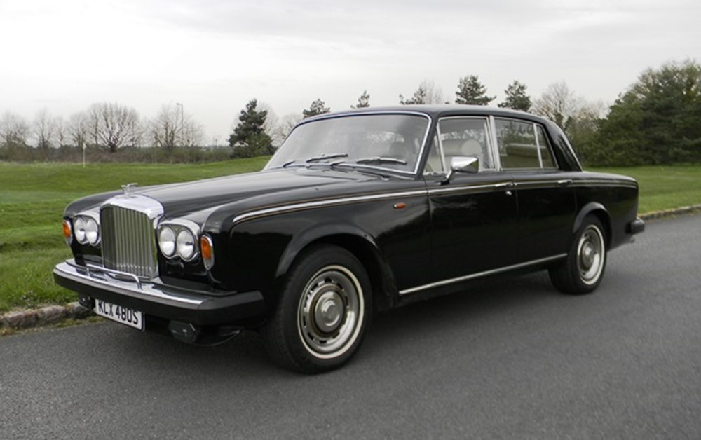 Lot 233 - 1978 Bentley T2 Saloon