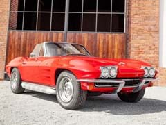 Navigate to Lot 121 - 1964 Chevrolet Corvette C2 Stingray