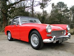 Navigate to Lot 306 - 1970 Austin-Healey Sprite Mk IV