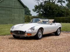 Navigate to Lot 215 - 1972 Jaguar E-Type Series III Roadster