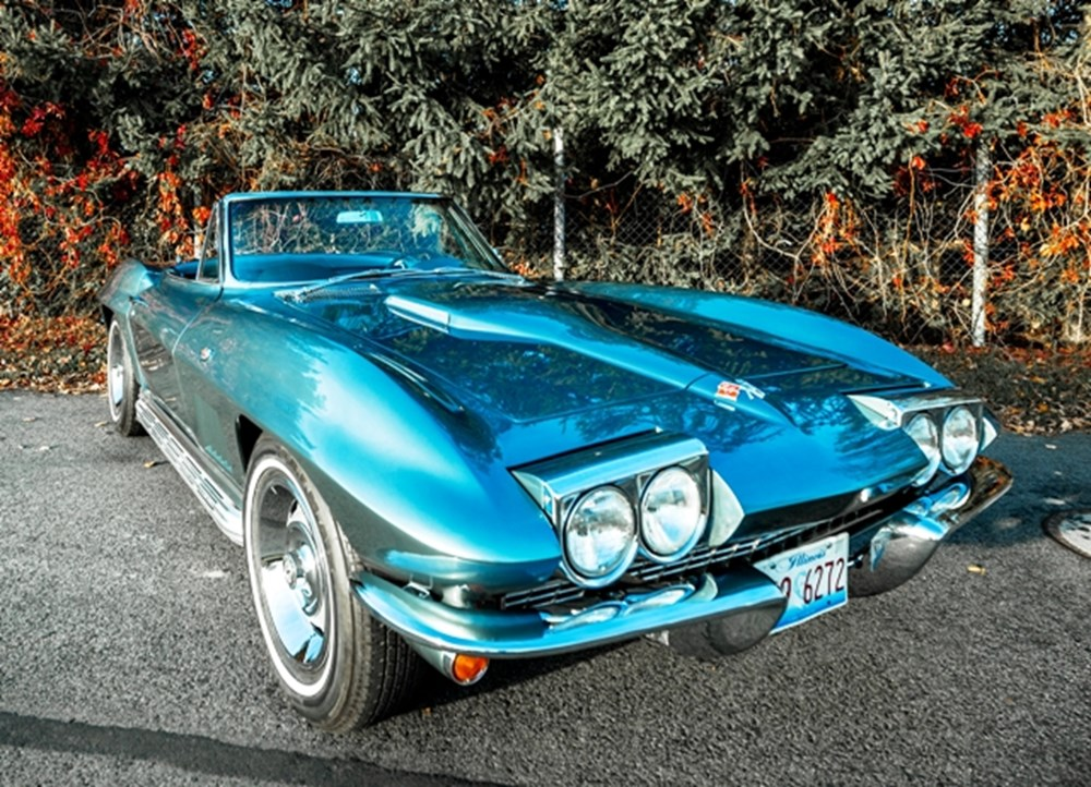 Lot 245 - 1966 Chevrolet Corvette C2 Sting Ray