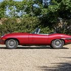 Ref 33 1968 Jaguar E-Type Series II Roadster MRP -