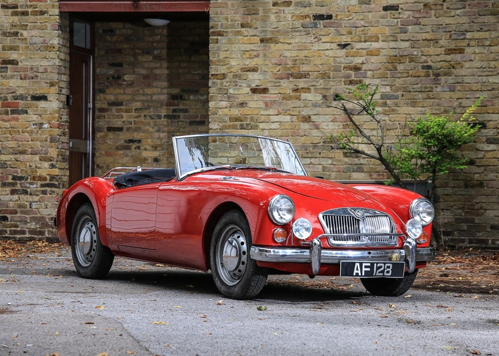 Lot 225 - 1960 MG A 1600 Mk. I Roadster
