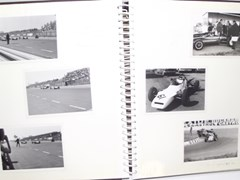Navigate to Two motor-racing photo albums