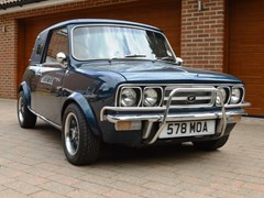 Navigate to Lot 179 - 1980 Austin Morris Mini Wood & Pickett Margrave Elite Landau