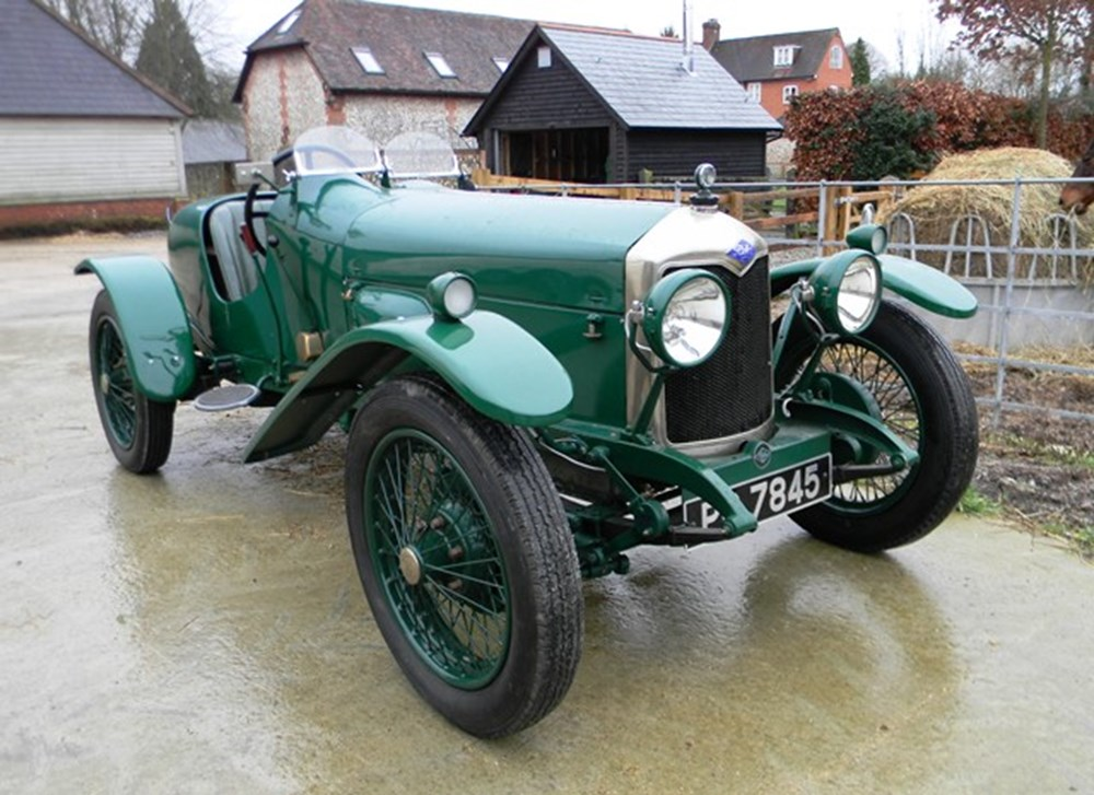 Lot 266 - 1926 13049 Sports Two-Seater, 'The Wentworth Special'