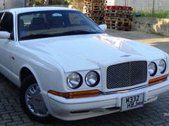 Navigate to Lot 129 - 1995 Bentley Continental R