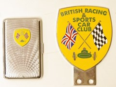 Navigate to British Racing and Sports Car Club
