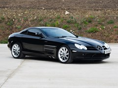 Navigate to Lot 173 - 2005 Mercedes-Benz McLaren SLR  *AMENDED ESTIMATE*