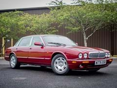 Navigate to Lot 264 - 2000 Jaguar XJ8 Sovereign Long Wheelbase