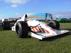 Navigate to Lot 266 - 1989 12844 A11 Formula 1 Racing Car