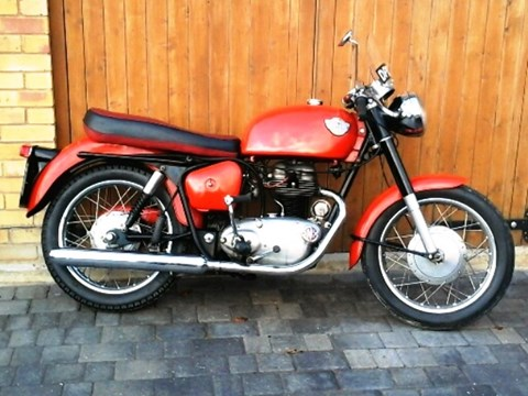 Ref 6 1964 Royal Enfield Continental GT