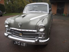 Navigate to Lot 202 - 1956 Vauxhall Cresta E-Series *WITHDRAWN*
