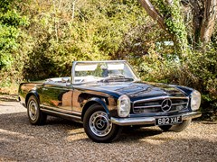 Navigate to Lot 294 - 1964 Mercedes-Benz 230 SL